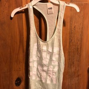 Victoria Secret sequined tank top